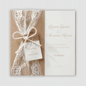 Belarto Hochzeitskarte 726075