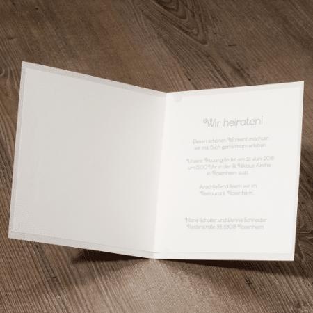 Belarto Hochzeitskarte 726900