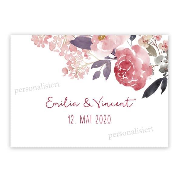 Plakat Flowerpower 181001